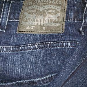 Levi 550 sz. 42x32 mens jeans